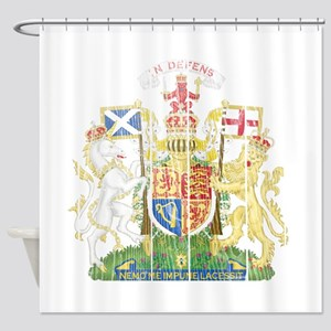 Scotland Coat Of Arms Shower Curtain