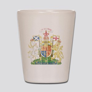 Scotland Coat Of Arms Shot Glass