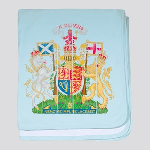 Scotland Coat Of Arms baby blanket
