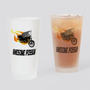 cycle2 Drinking Glass