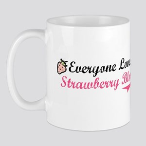 Everyone Loves a Strawberry B Mug