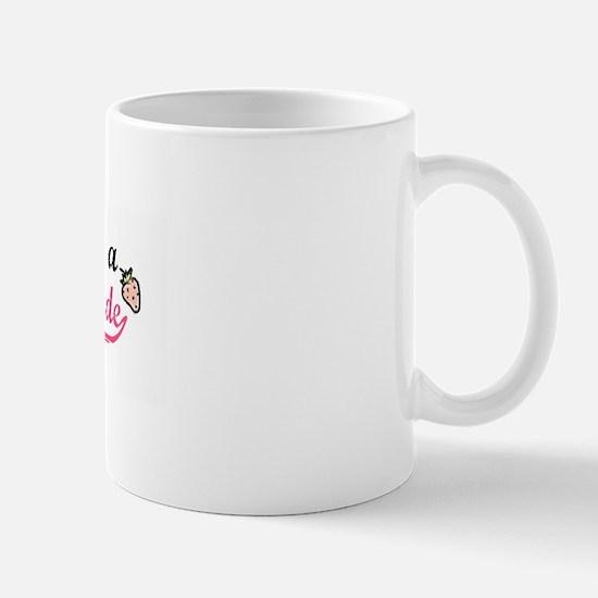Everyone Loves a Strawberry B Mug