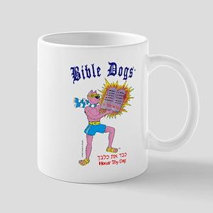 BIBLE DOGS Mug