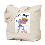 BIBLE DOGS Tote Bag