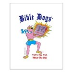 BIBLE DOGS Small Poster