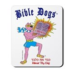 BIBLE DOGS Mousepad