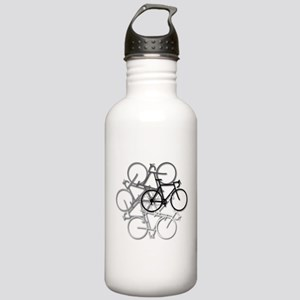 Bicycle circle Stainless Water Bottle 1.0L