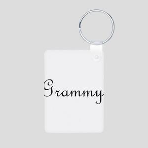 Grammy Aluminum Photo Keychain