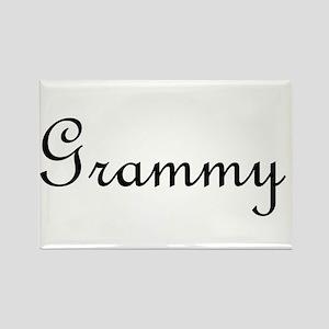 Grammy Rectangle Magnet