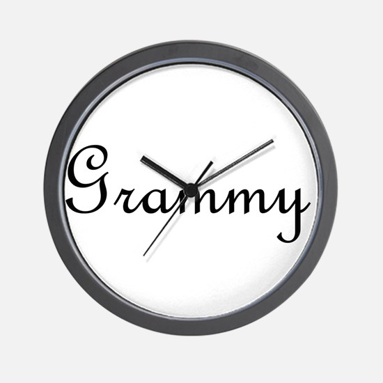 Grammy.png Wall Clock