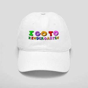 I go to kindergarten Cap