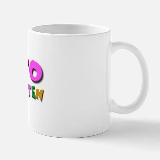 I go to kindergarten Mug