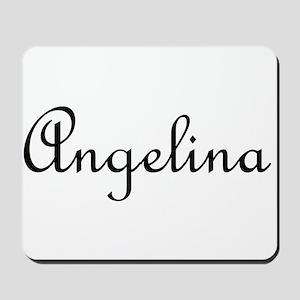 Angelina Mousepad