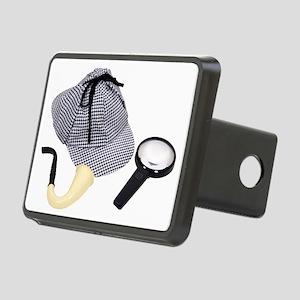 DetectiveKit082009 Rectangular Hitch Cover