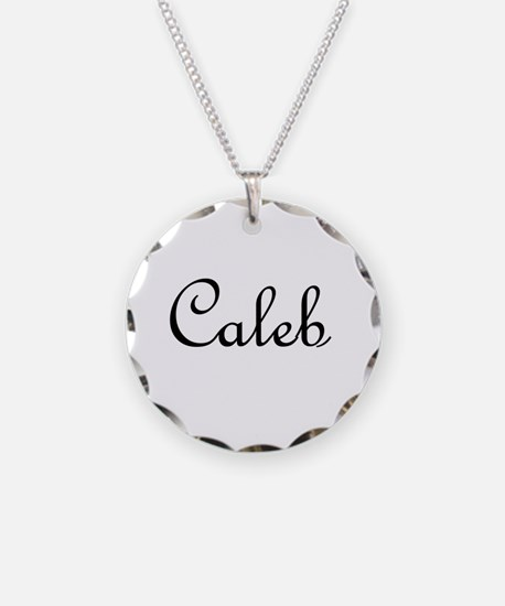 Caleb.png Necklace