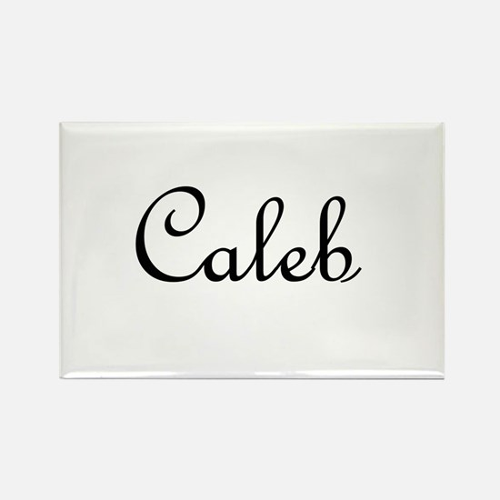 Caleb.png Rectangle Magnet (100 pack)