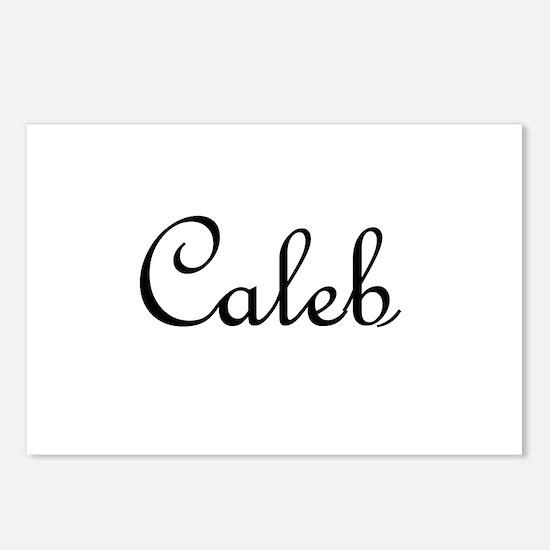 Caleb.png Postcards (Package of 8)