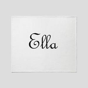 Ella Throw Blanket