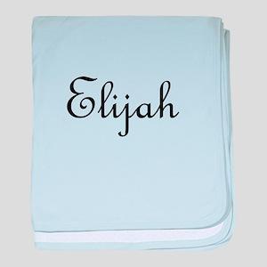 Elijah baby blanket