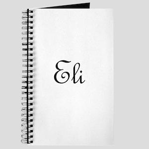 Eli.png Journal