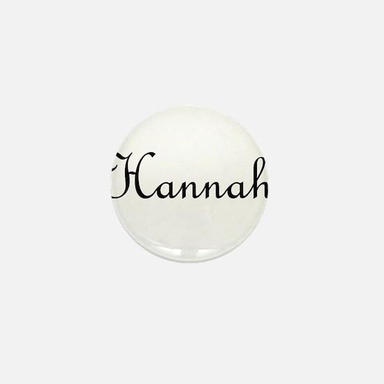 Hannah.png Mini Button