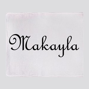 Makayla Throw Blanket