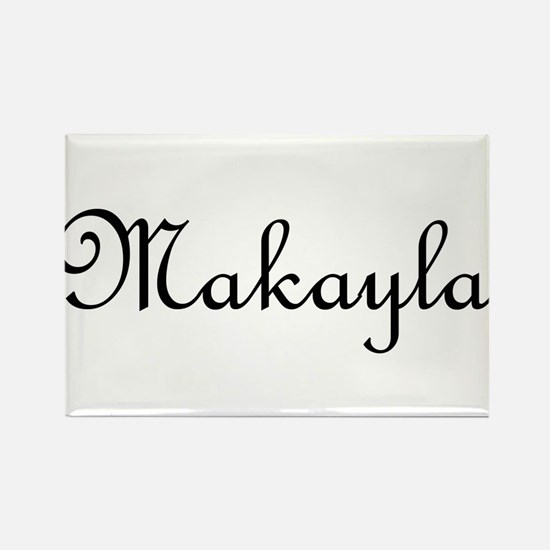 Makayla.png Rectangle Magnet