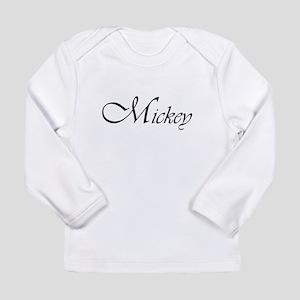 Mickey Long Sleeve Infant T-Shirt