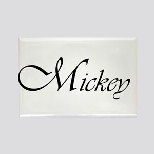 Mickey Rectangle Magnet