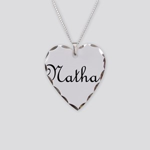 Nathan Necklace Heart Charm