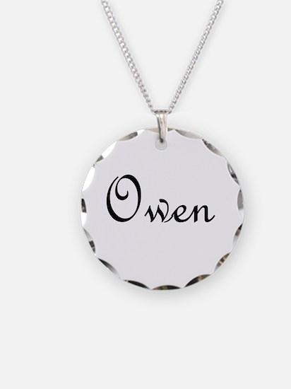 Owen.png Necklace