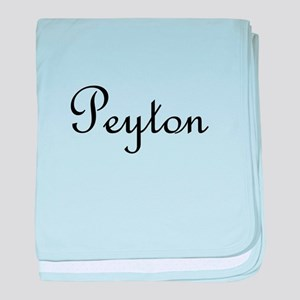Peyton baby blanket