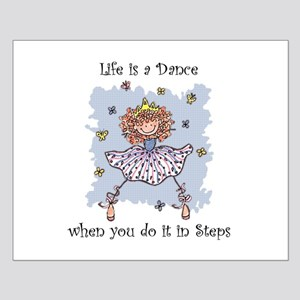 Life is a DANCE~2000x2000P Small Poster