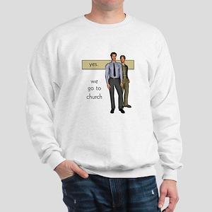 Gay Christian Sweatshirt