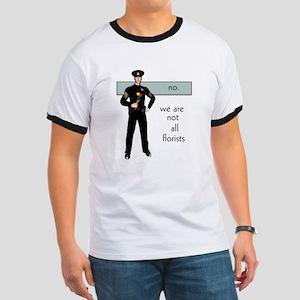 Gay Cop Ringer T