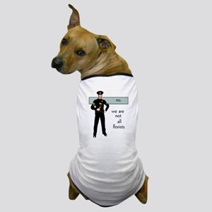 Gay Cop Dog T-Shirt