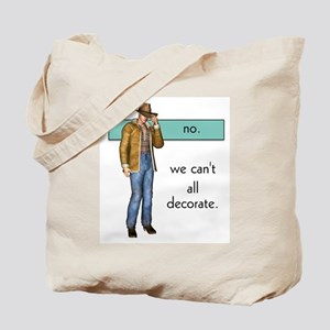 Gay Cowboy Tote Bag