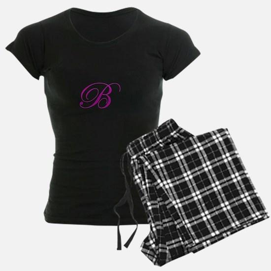 Edwardian Script-B Pink.png Pajamas