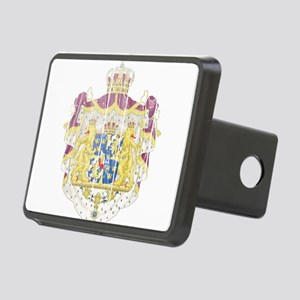 Sweden Coat Of Arms Rectangular Hitch Cover