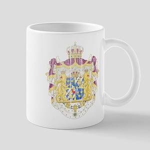 Sweden Coat Of Arms Mug