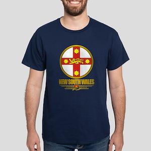 New South Wales Emblem Dark T-Shirt