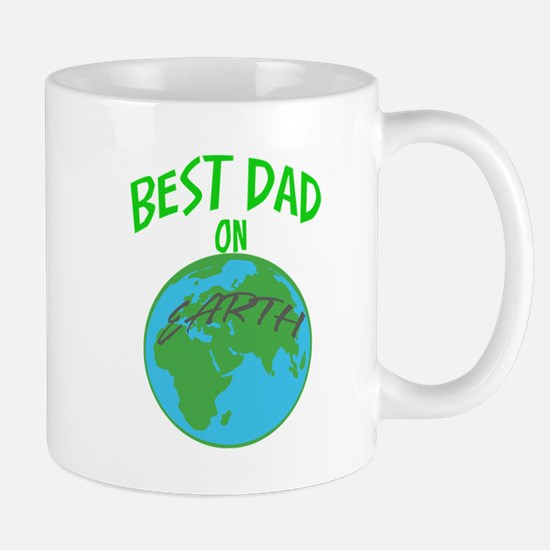 Best Dad On Earth Mug