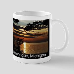 Ontonagon, Michigan Sunset Mug