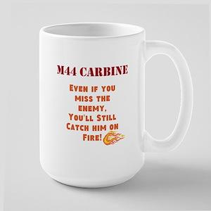 M44 Carbine Large Mug