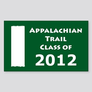 Appalachian Trail Class Of 2012 Sticker