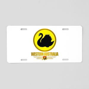 Western Australia Emblem Aluminum License Plate
