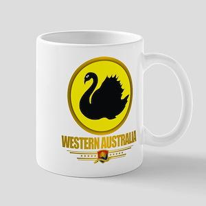 Western Australia Emblem Mug