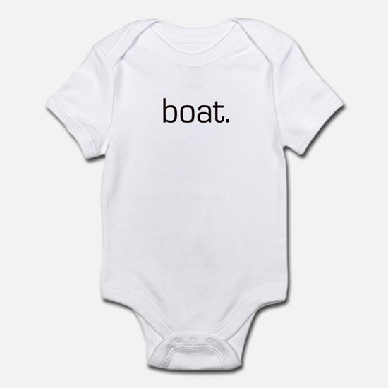 Boat Infant Creeper