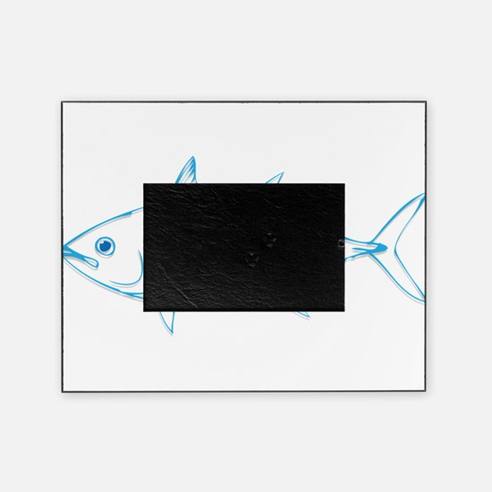 Tuna is Art Picture Frame
