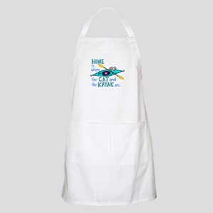 Cat and Kayak Apron